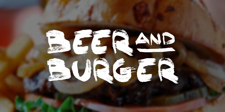 Beer And Burger Night Portland Football Club