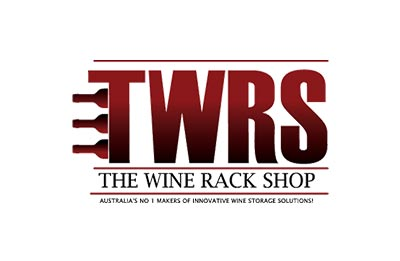 The Wine Rack Shop Logo